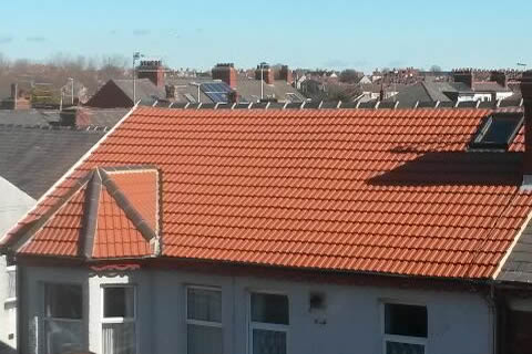 Roofing in Blackpool